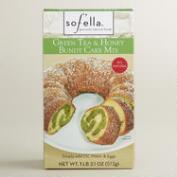 Sof'ella Green Tea and Honey Bundt Cake Mix