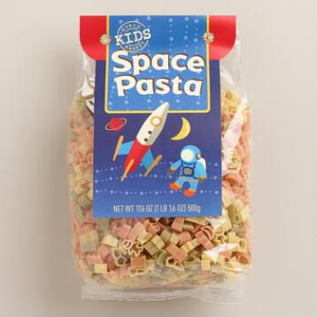 World Market® Kids' Space Pasta, Set of 2