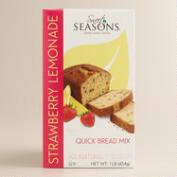 Sweet Season Strawberry Lemonade Quick Bread Mix