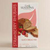 Sweet Season Strawberry Rhubarb Quick Bread Mix