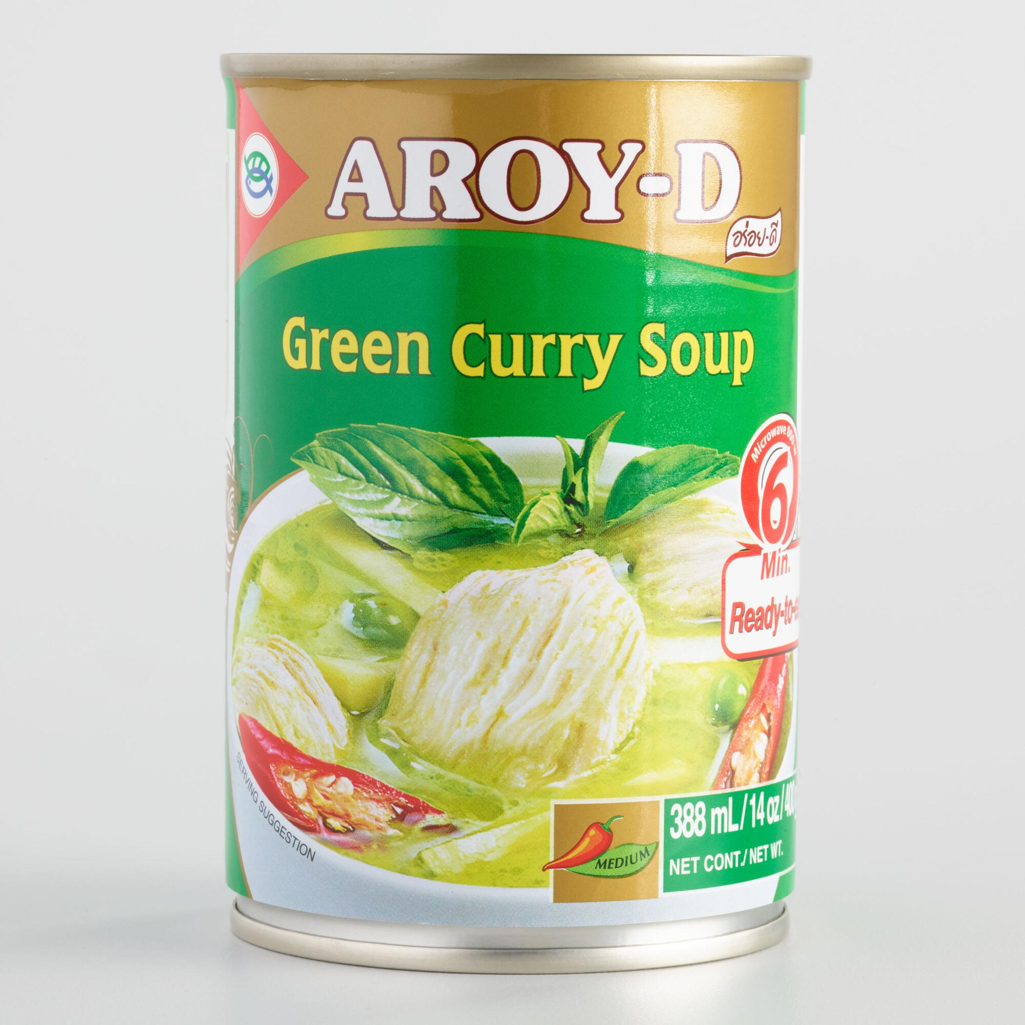 Aroy-D Green Curry Soup | World Market