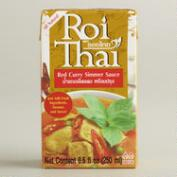 Roi Thai Red Curry Simmer Sauce