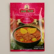 Mae Ploy Thai Massaman Curry Paste