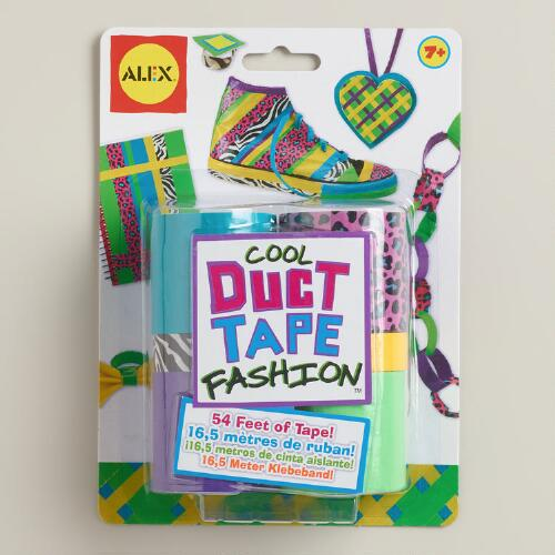 Cool Fashion Duct Tape