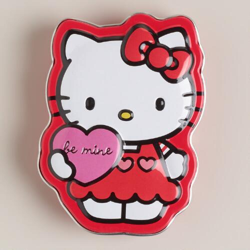 Hello Kitty Be Mine Mint Tin