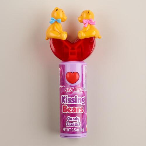 Candyrific Kissing Bears