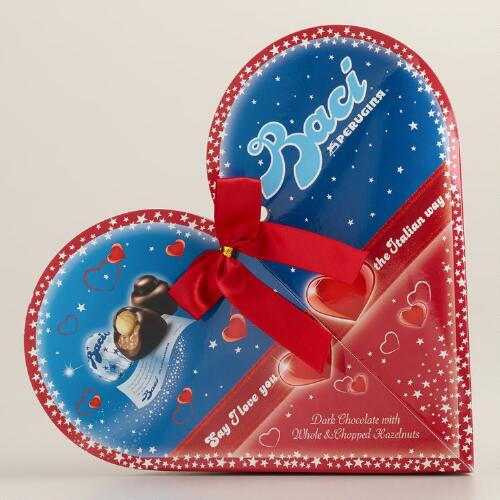 Baci Perugina Candy Heart, 9-Piece