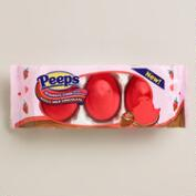 Milk Chocolate Strawberry Peeps