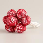 Cherry Tootsie Pop Bouquet, 7-Count
