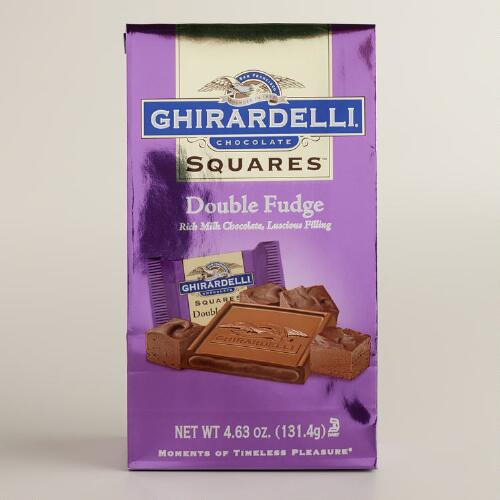 Ghirardelli Double Fudge Squares
