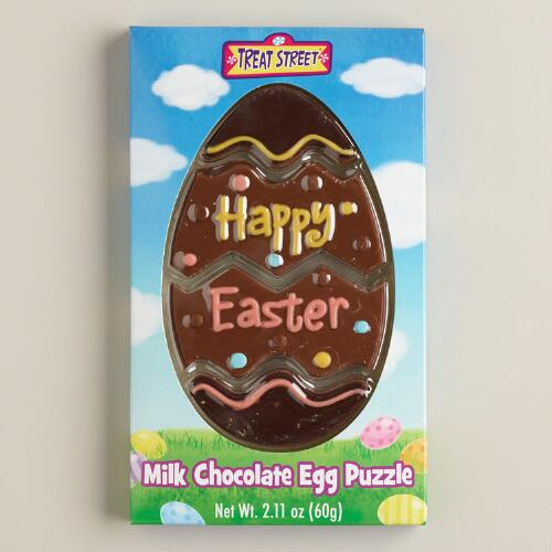 My Favorite Chocolate Egg Puzzle