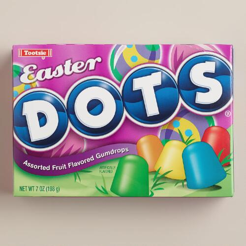 Tootsie Easter Dots