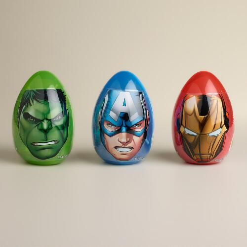 Avengers Jumbo Eggs, Set of 3