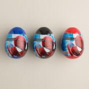 Spiderman Hide and Seek Eggs, Set of 3