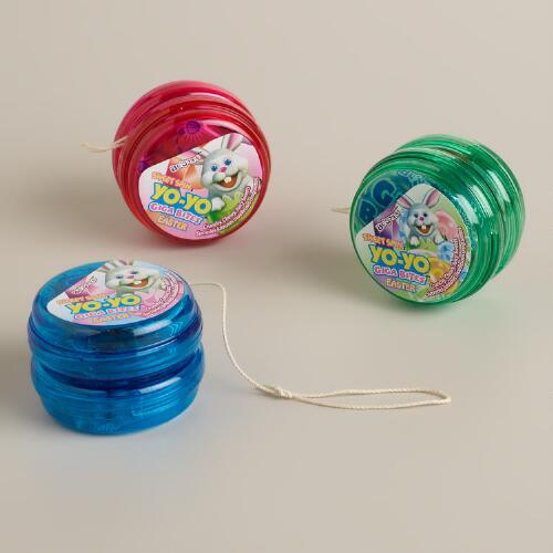 Sweet Spin Easter Yo-Yos, Set of 3