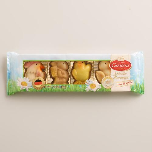 Schluck Hare and Chicken Marzipan Candy