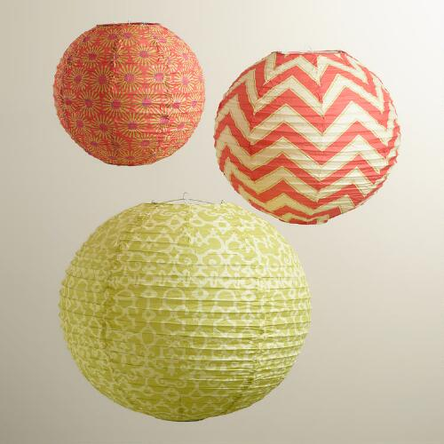 Any Occasion Paper Lantern Party Pack