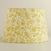 Green Paisley Bliss Accent Lamp Shade