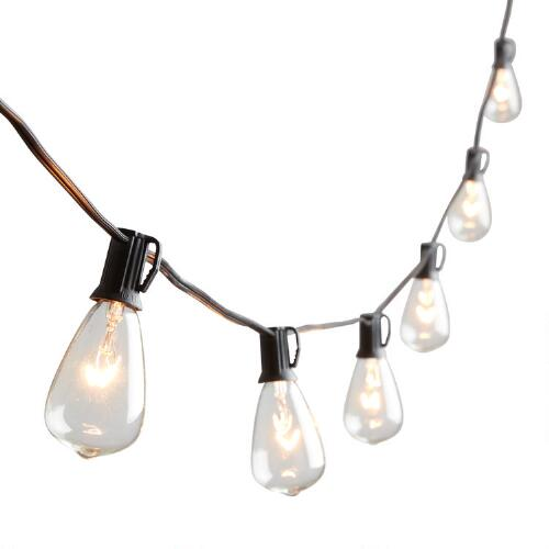 Edison-Style 10-Bulb String Lights