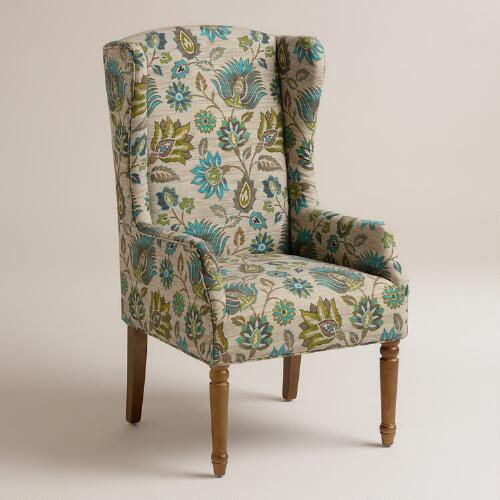 Spring Bliss Victoria Chair