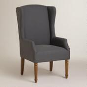 Magnet Gray Victoria Chair