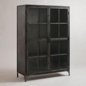 Metal Display Cabinet