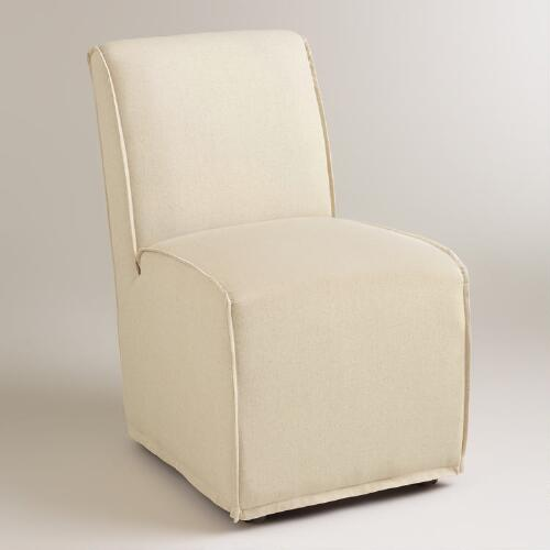 Patti Upholstered Chair, Set of 2