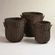 Kamila Mixed Rope Baskets