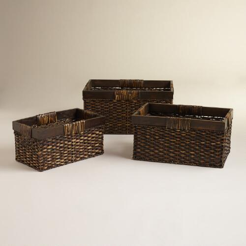 Rectangular Margo Baskets