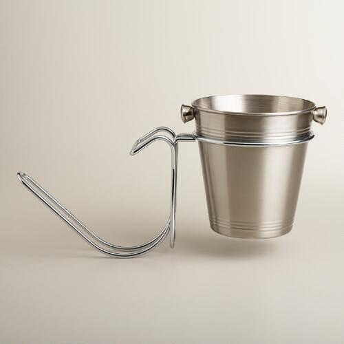Ice Bucket with Hook
