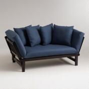 Vintage-Indigo Studio Day Sofa Slipcover