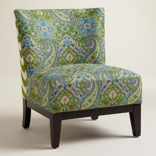 Phoebe Paisley Darby Chair