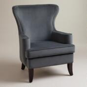 Magnet Elliot Wingback Chair