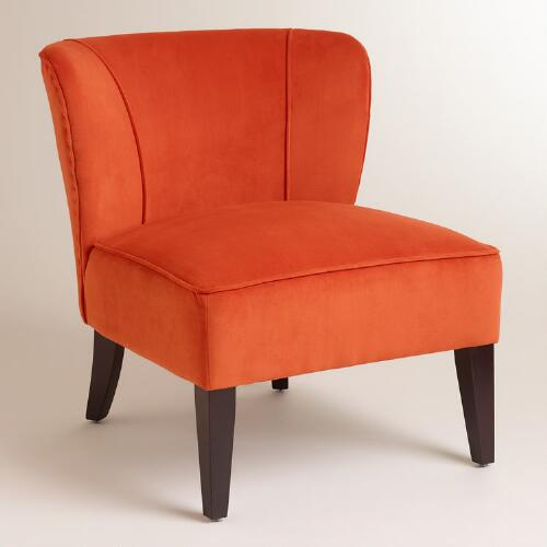 Papaya Quincy Chair