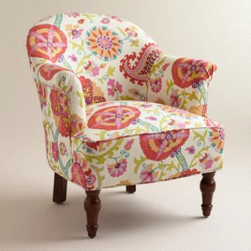 Suzani Lorna Chair