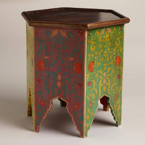 Multicolor Lena Moroccan Table