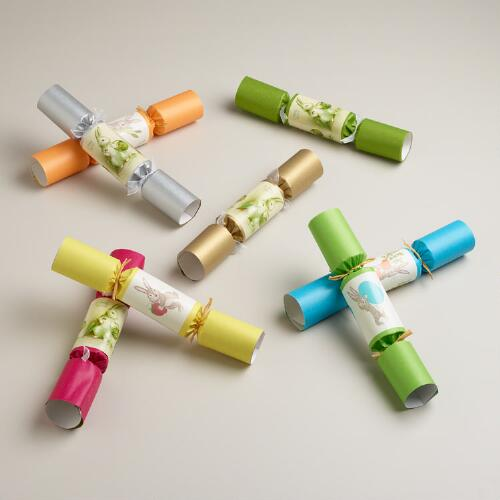 8-Piece Boxed Easter Crackers, Set of 2