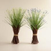 Spring Grass Stacks, Set of 2