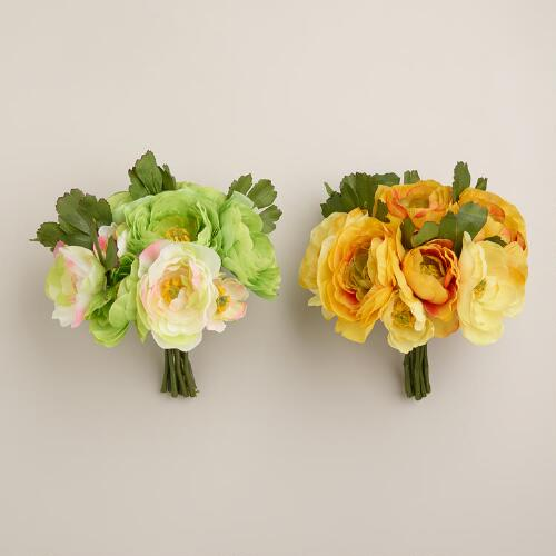 Ranunculus Bunches, Set of 2