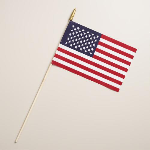Handheld USA Flag