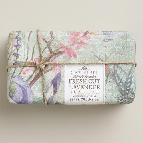 Castelbel Fresh Cut Lavender Bar Soap