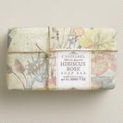 Castelbel Hibiscus Rose Bar Soap