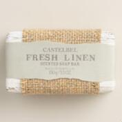 Castelbel Fresh Linen Bar Soap