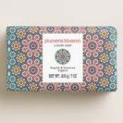 Asquith and Somerset Plumeria Mosaic Bar Soap