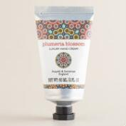 Asquith and Somerset Plumeria Mosaic Hand Cream