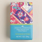 Asquith and Somerset Lemongrass and Ginger Bar Soap