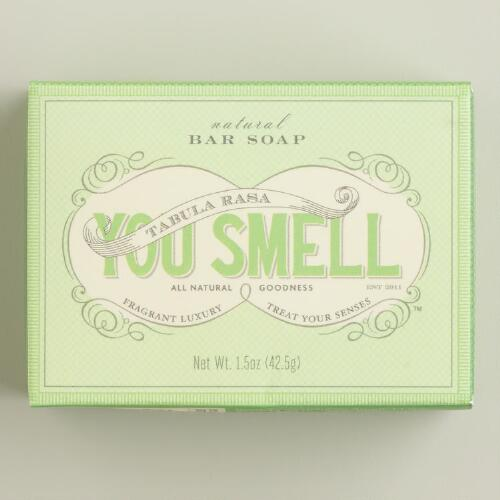 You Smell Honeydew Mint Mini Bar Soap