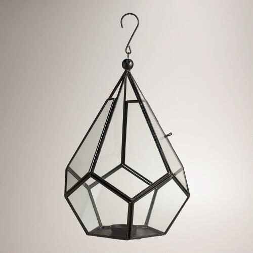 Large Bliss Teardrop Lantern