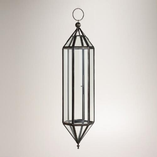 Large Bliss Hanging Lantern