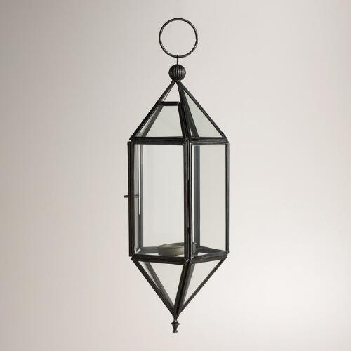 Small Bliss Hanging Lantern